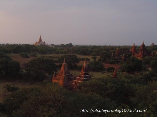 Bagan sunrze1
