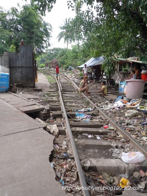 Yangon rail