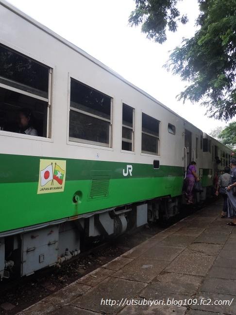 Yangon環状線2