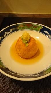 川島夕食のばくだん