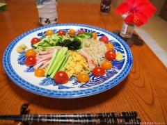 2016 07 14 今日の昼食は冷やしラーメン.jpg