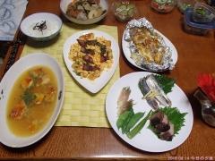 2016 09 14 今日の夕食