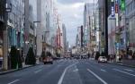 中央通り:銀座:薄暮光景-05D 1607qt