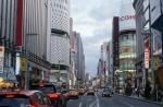 中央通り:銀座:薄暮光景-10D 1607qt