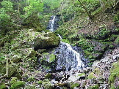 三段の大滝