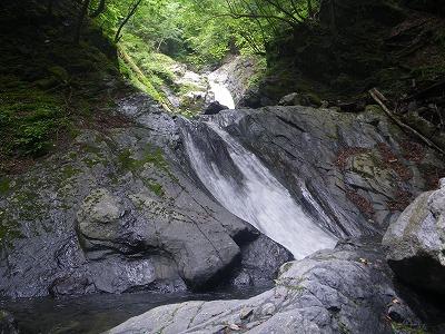 6m斜め滝