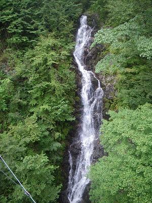 今日の三頭大滝
