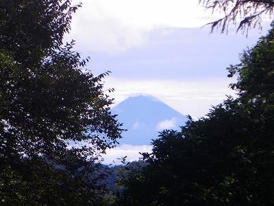 富士見平から