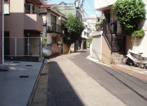 P805015富ヶ谷川③