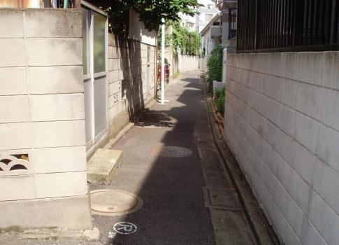 P805005富ヶ谷川②