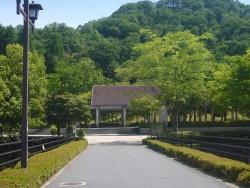 鏡山公園でアコ20160519-2