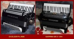 EXCELSIOR840&GUERRINI626/2 120A