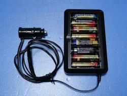 バッテリー交換時のメモリーバックアップ~自作20160825-1