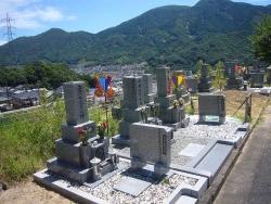 墓参り20160810中野東