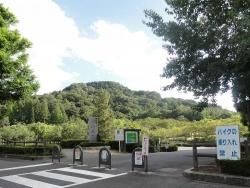 鏡山公園でアコーディオン20160822-3