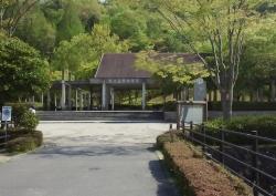 鏡山公園でアコーディオン20160424-3