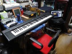 Rolandの音源モジュール「SC-88」とYAMAHA NP-30-1