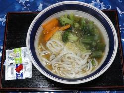 野菜うどん20160706