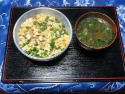 麻婆豆腐20160830