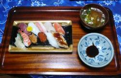 握り寿司20160623夜