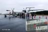 屋久島空港、出発