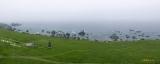 入道埼灯台から海岸線