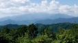 高尾山頂2(蛭ヶ岳方向)