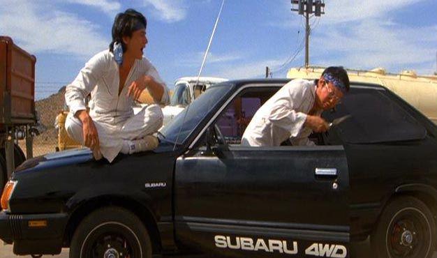 ジャッキー&マイケル!