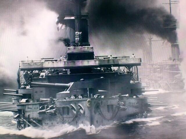 日本海海戦!