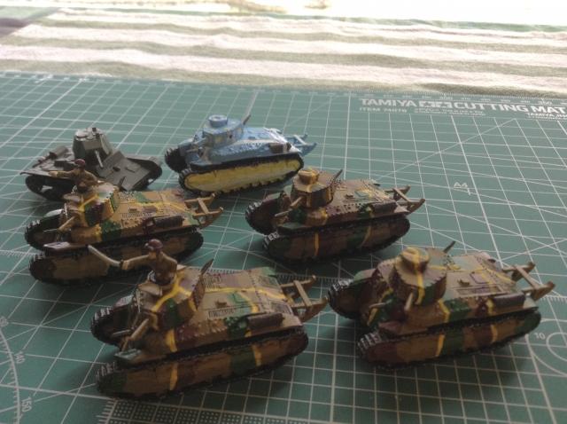八十九式戦車小隊!