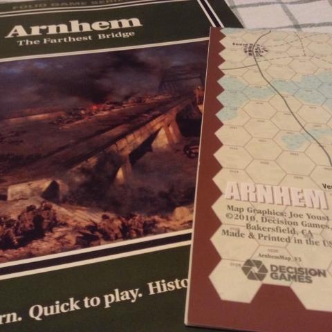 「Arnhem」!