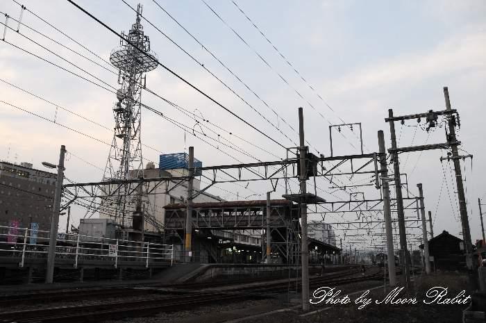 伊予西条駅 愛媛県西条市大町字福森859番地1
