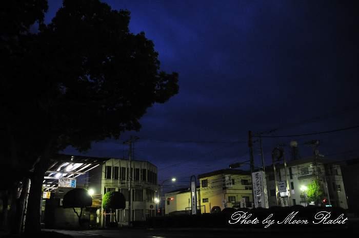 壬生川駅前のビル