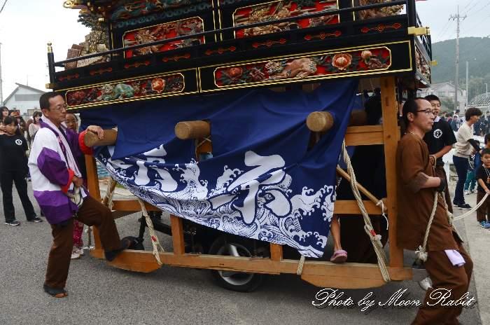 台輪 東原だんじり(屋台) 西条祭り
