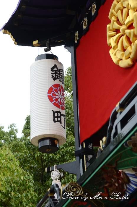 先代錦町だんじり(屋台) 祭り提灯