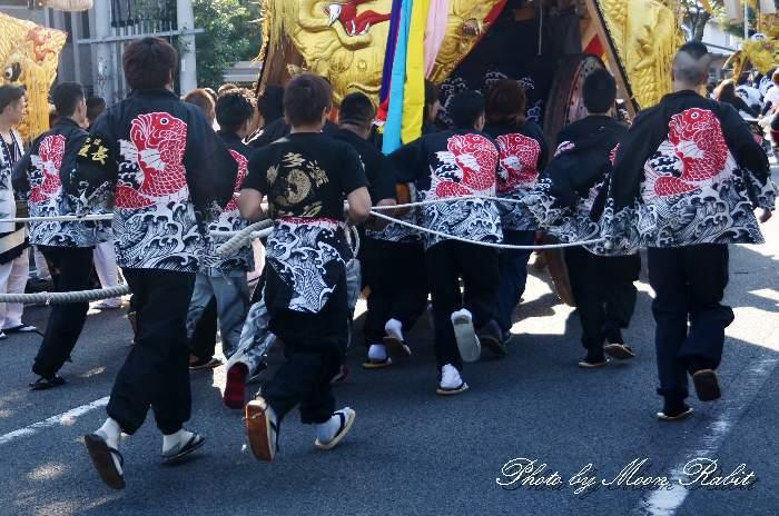 北浜御輿(喜多濱みこし) 半被・Tシャツ 祭り装束