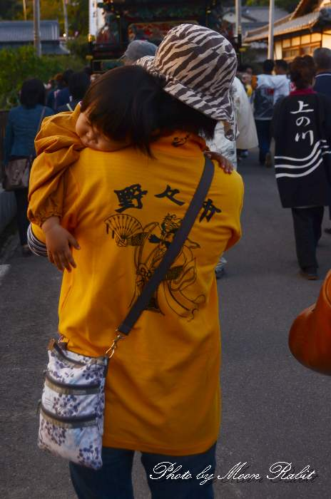 野々市御輿 祭り装束