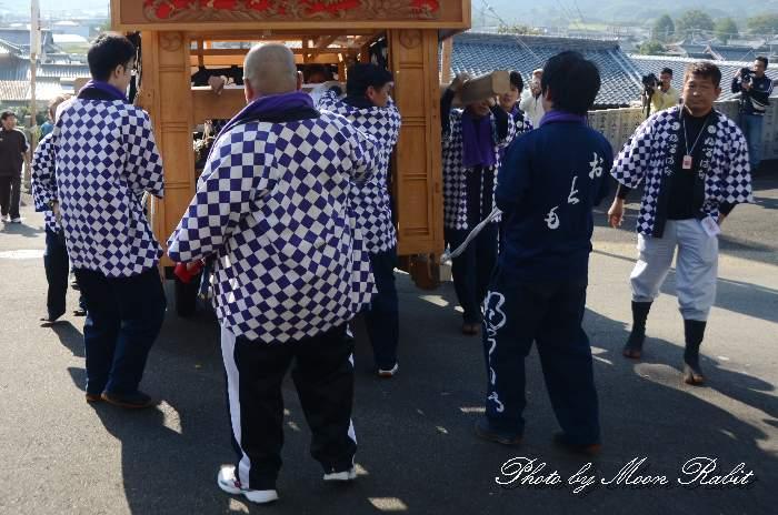 古町だんじり(古町屋台) 祭り装束