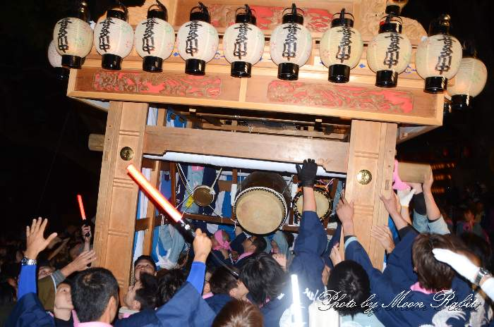 祭り太鼓 喜多川中屋台(だんじり)
