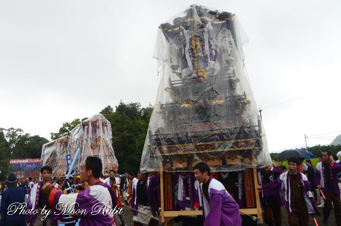 伊勢音頭フェスティバル 東原だんじり(屋台)