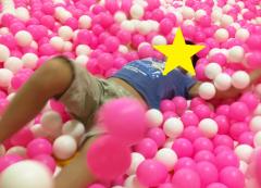 イオン ボールプール