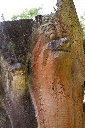 blog 230 Cambodia, Beng Mealea