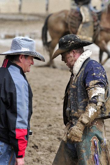 blog 24 D3S Oakdale Rodeo, Bareback Bronco 6, Kyle Bowers (69 Drayton Valley, AB) 2_DSC5335-4.10.16.(2).jpg