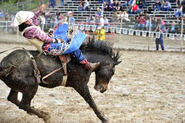 blog 24 D3S Oakdale Rodeo, Bareback Bronco 10, Tray Chambliss III (74 Fort Davis, TX)_DSC5388-4.10.16.(2).jpg