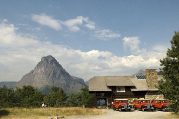 blog TAKE 91 Glacier NP, Upper Two Medicine Lake Camp Ground, Shuttle Buses & 2,521m Sinopah Mountain, MT_26678-8.3.07.jpg