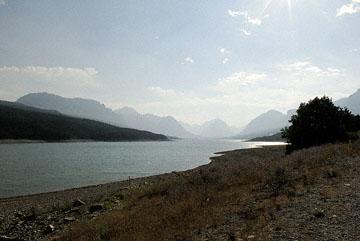 blog TAKE 92 Canada, Bear, Waterton NP, Cameron Lake 26761-8.2.07.jpg