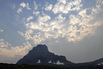 blog TAKE 92 Glacier NP, Logan Pass, (Hidden Lake Nature Trail, Clements Mountain_26788-8.2.07.jpg