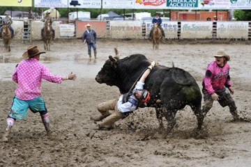 blog 24 D3S Oakdale Rodeo, Bull Riding 2-7, Aaron Russell Willia (? San Luis Obispo, CA) 2_DSC5956-4.10.16.(2).jpg