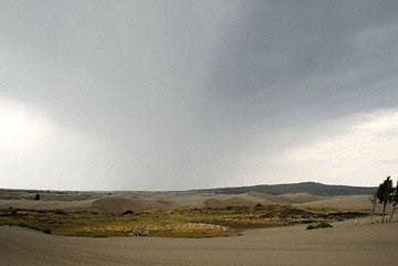 blog TAKE 95 Yellowstone NP, Rain Cloud, St. Anthony's Dune 27118-8.5.07.jpg