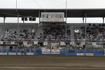 blog TAKE 96 Yellowstone NP, Cody Stampede Rodeo